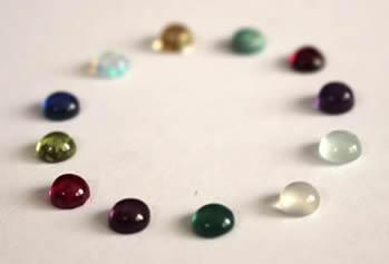 844b365928a Bijoux en argent avec pierres de naissance