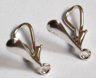 fermoirs boucles d'oreilles clips